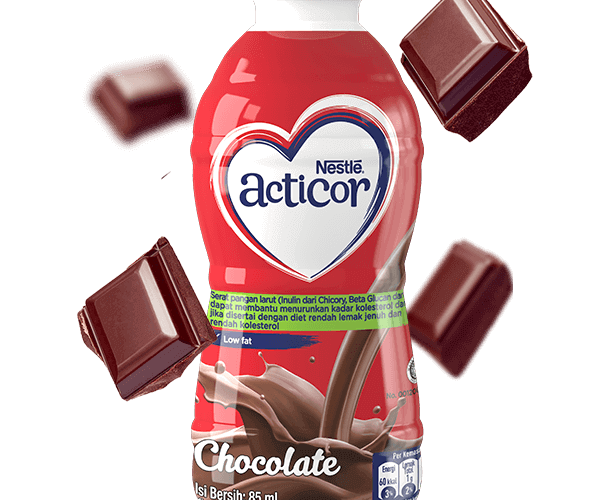 Mengenal Manfaat Nestle Acticor Chocolate