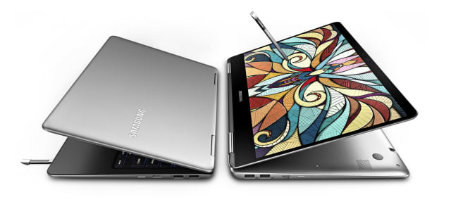 Laptop Baru Notebook 9 Pro Dengn S Pen Digital